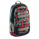 Rucksack Coocazoo Rayday checky mint