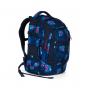 Preview: Satch Pack Schulrucksack Waikiki Blue