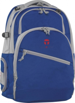 Schulrucksack TAKE IT EASY HELSINKI COMBI BLUE LIGHT GREY