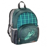 Kindergartenrucksack Step by Step check dressy pine