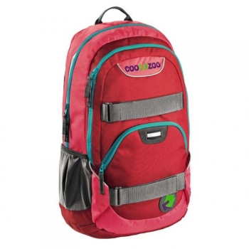 Rucksack Coocazoo Rayday rio red